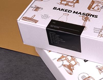 Baked Masons