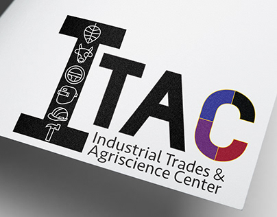 2020-2021 Industrial Trades and Agriscience Center Logo