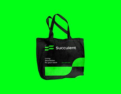 Succulent Identity