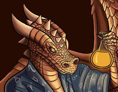 El Dragón Alquimista