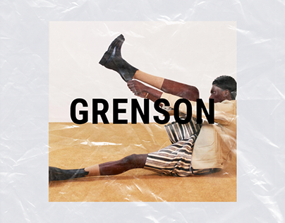 GRENSON | Redesign E-Commerce