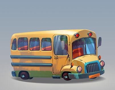 Freak Truck - Cars Concept Art