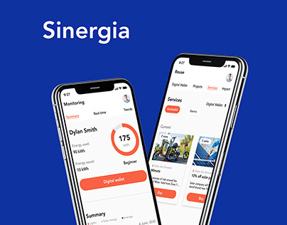 Sinergia- Train your energy