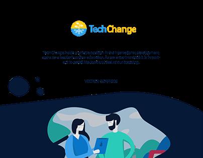 TechChange UI update