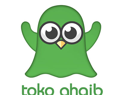 Toko Ghaib (personal project)