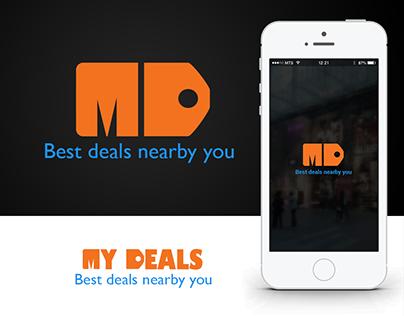 mydeels.com - UI/UX / Interaction