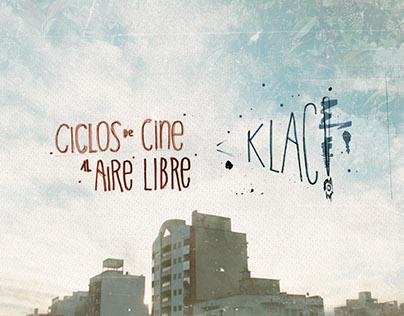 Klac! Ciclos de Cine Al Aire Libre #CineTerraza