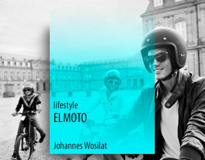 Urban Mobility – Lifestylefotografie für Elmoto