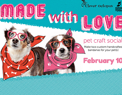 Made With Love Crafting Fundraiser