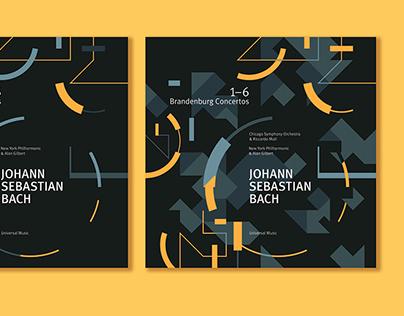 Music Poster Set: Bach's Brandenburg Concertos