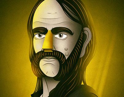 Lemmy Kilmister (Live to win!)