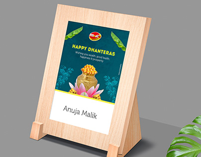 Snacks Celebrating Indian Festivals | Creative Ads