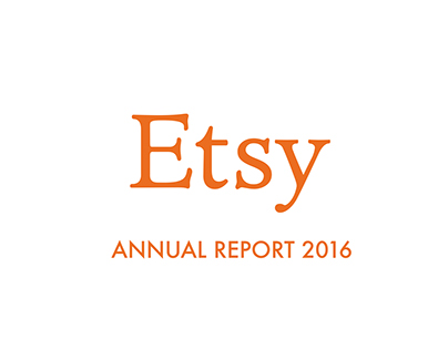 Etsy Annual Report