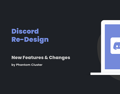 Discord Re-Design (New Features & Changes)