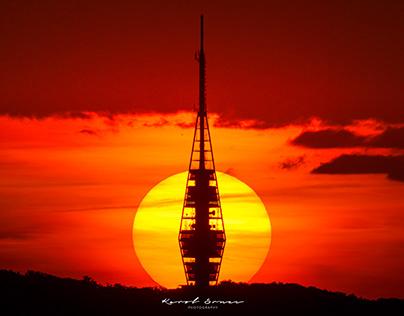Kamzik tower