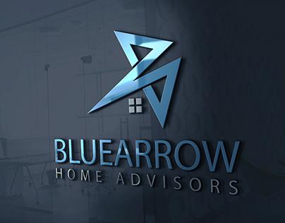 Home Advisors Logo Design