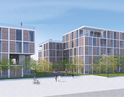 Vital_Serpis Masterplan & Housing Complex