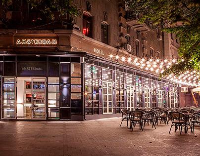 Amsterdam Restaurant, Odessa