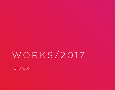 Selected works 2017