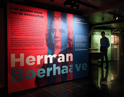 Rijksmuseum Boerhaave - Herman Boerhaave 350 jaar