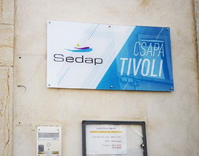 SEDAP - Signalétique Tivoli