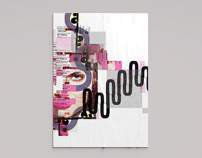 Trash Fashion - Poster