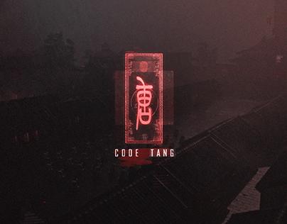 代号:唐 丨 中国风+赛博朋克 丨Chinese style cyberpunk丨 游戏ui GAME UI