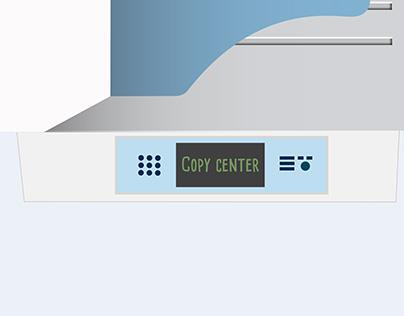 Ilustração_Materiais centro de cópias