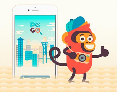 PoGo. Unlock the City.