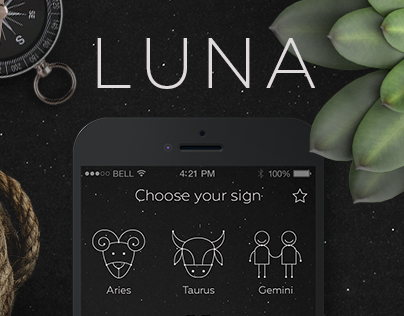 Horoscope iOS App
