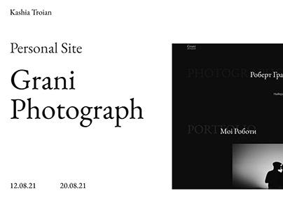 Photographer site