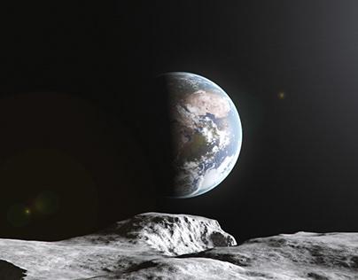 Pale Blue Dot - A Carl Sagan Tribute