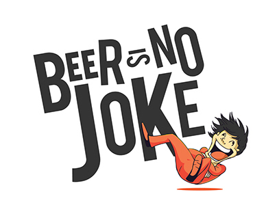 Beer Joke - A for fun project