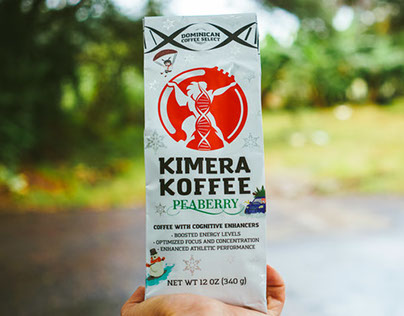 Kimera Koffee Christmas Peaberry Blend