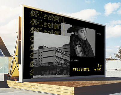 #FlashMTL - Musique + Art Urbain