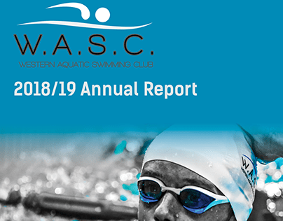 Western Aquatic Swim Club - Annual Report