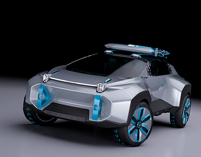 Dacia Duster|BA-Thesis Maked at Renault (RDCE|RBDS)