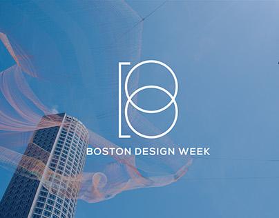 Boston Design Week Logo
