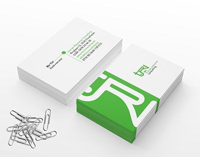 Logo design for Tiri HR Consulting company