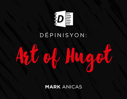 Depinisyon: Art of Hugot by Mark Anicas