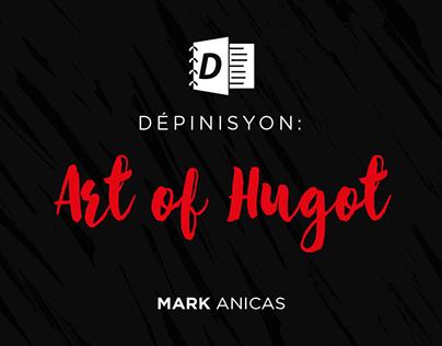 Depinisyon: Art of Hugot by Mark Anicas