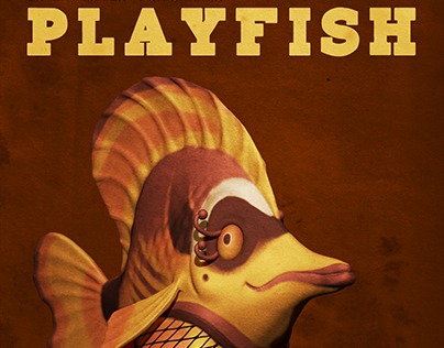 Playfish: Fish with Legs