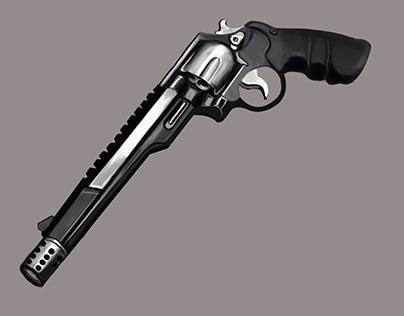 Weapon Design,pistol