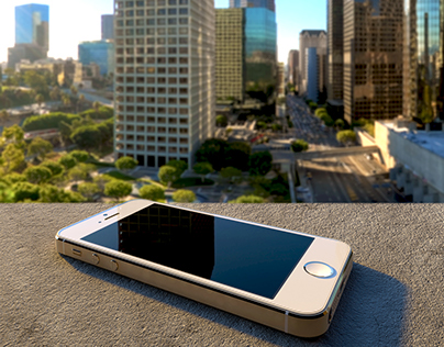 IPhone 5S – Publicity stills
