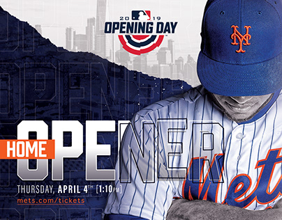 New York Mets | Opening Day Interview Project