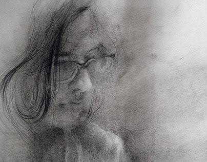 50 Series: Female Portraits