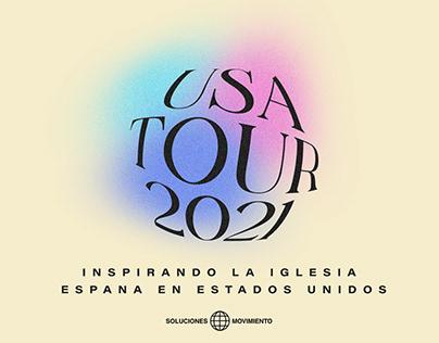 USA Tour 21 - Soluciones Movimiento / Proposta