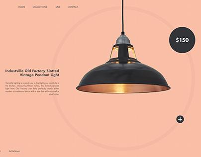 Lighting WEB UI