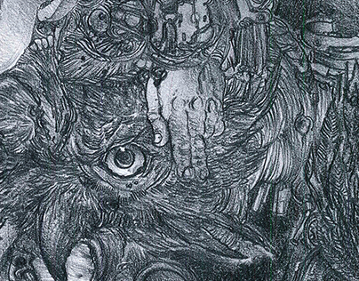 Pencil drawings 1