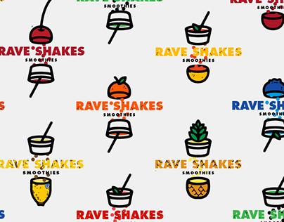 RAVE SHAKES Brainstorming